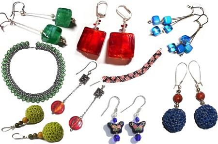 Gdzie można kupić półprodukty do robienia biżuterii?