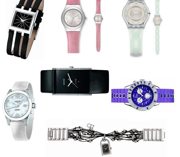 Jak nosić zegarek?