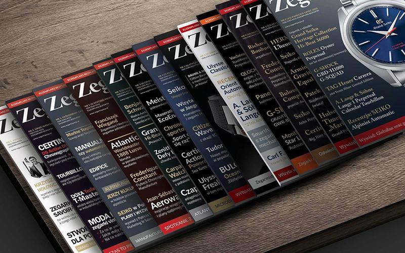Najlepszy portal branżowy dla miłośników zegarków