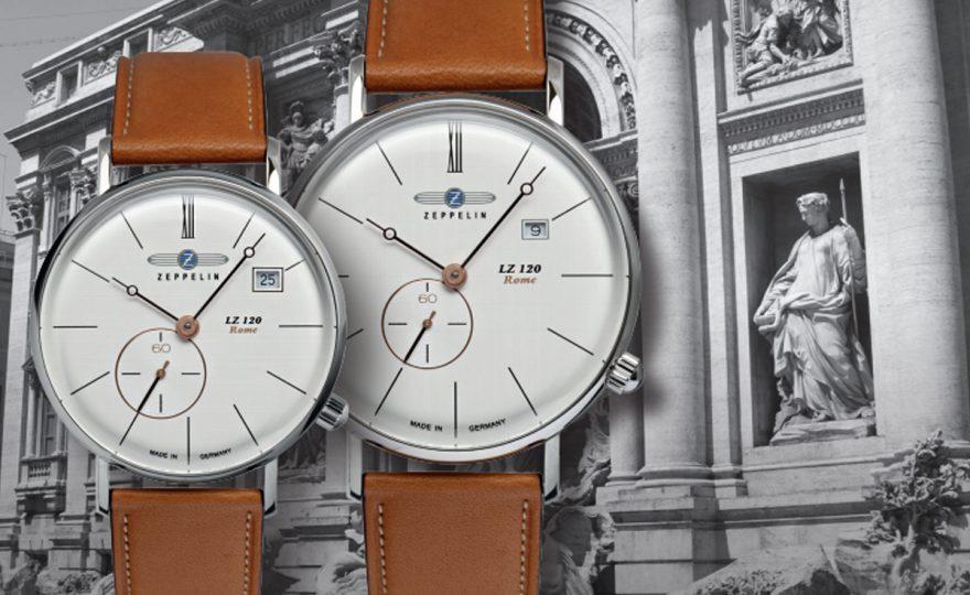 Zegarki Zeppelin. Jakość i wzornictwo inspirowane najlepszymi kartami historii lotnictwa