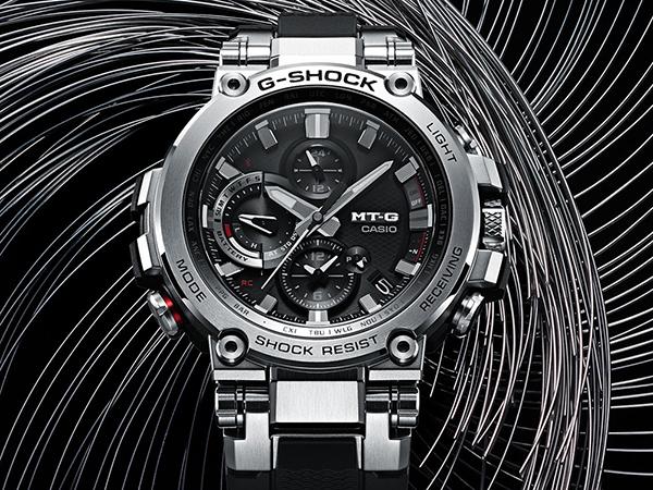 G-SHOCK Protection – dlaczego G-SHOCK jest nie do zdarcia?